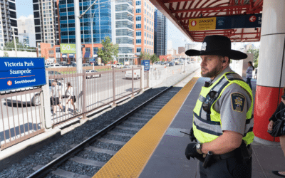 Calgary Transit bringing on more Guards to better protect public safety.